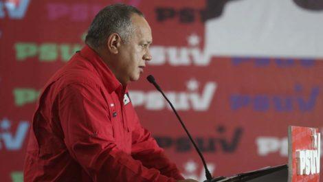 Psuv convoca movilización «cívico militar» de estudiantes hacia Los Próceres