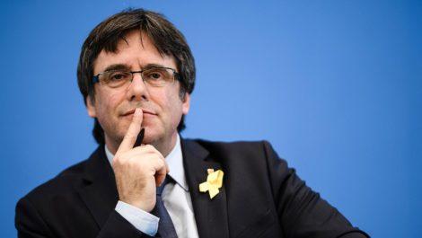Justicia belga otorga libertad condicional a Carles Puigdemont