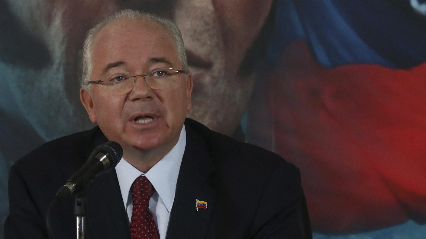 Rafael Ramírez: la ONU es el único ente que puede sancionar a un país