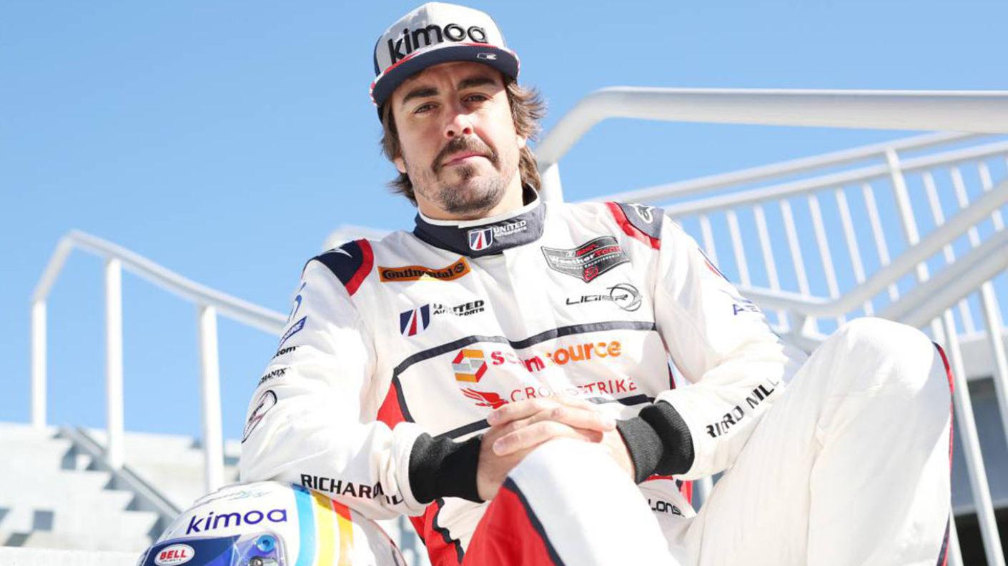 Fernando Alonso está en una disyuntiva: Ir al Dakar o esperar si va otra vez a la F1