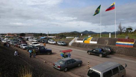 Bolsonaro anunció cierre parcial de la frontera de Brasil con Venezuela