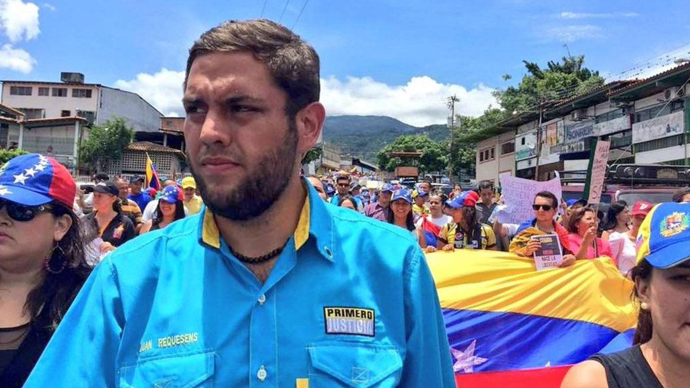 Juan Requesens saldrá de prisión cuando ocurra un cambio político