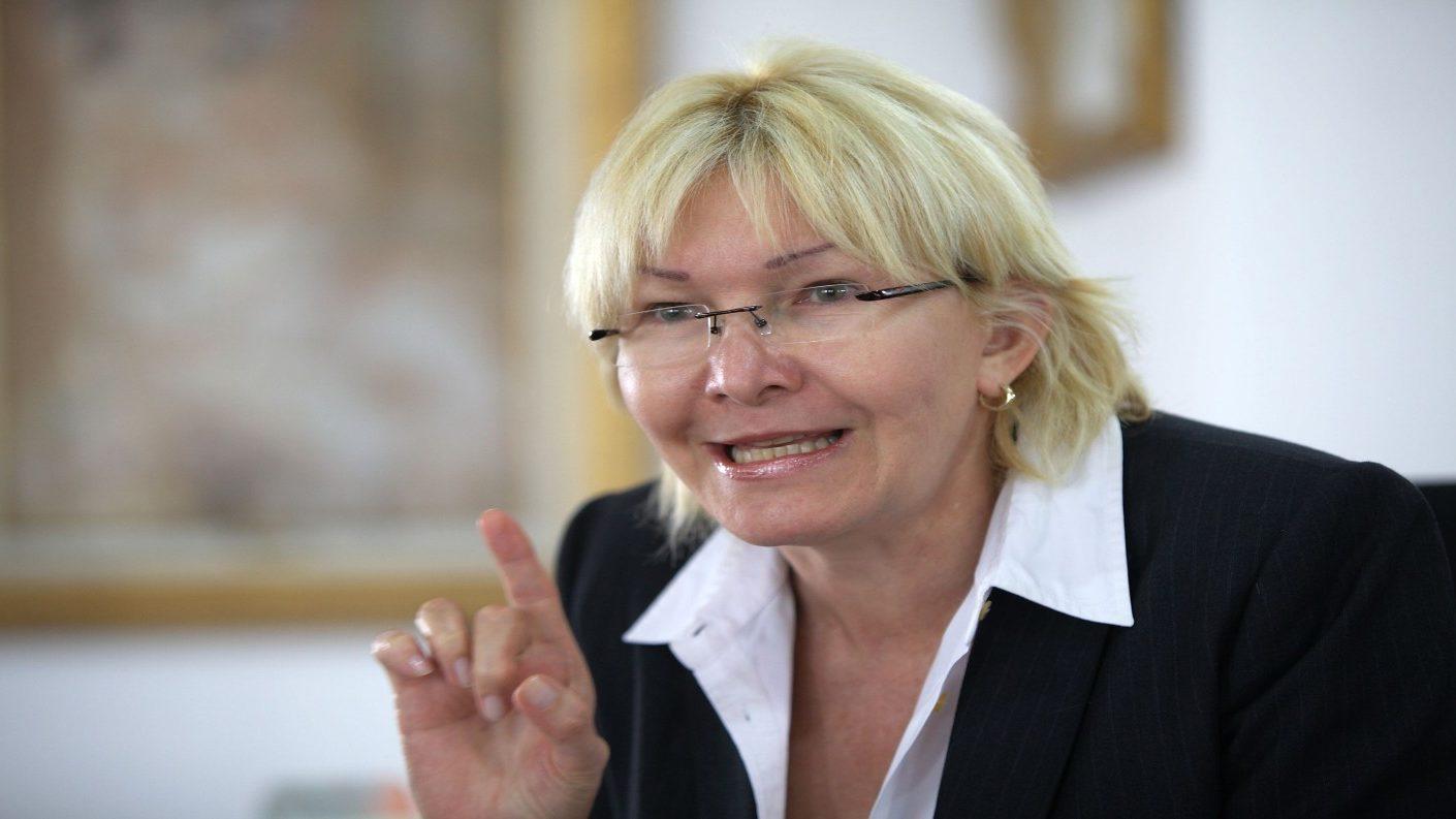 Luisa Ortega Díaz pide a Borges una reunión con fiscales de países del TIAR