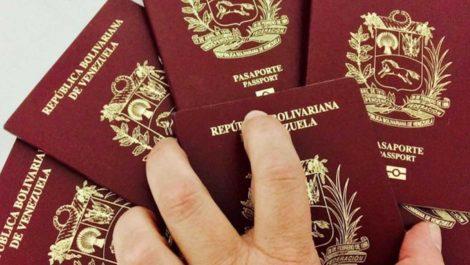 Consulado de Chile en Caracas devolverá pasaportes a quienes se lo soliciten