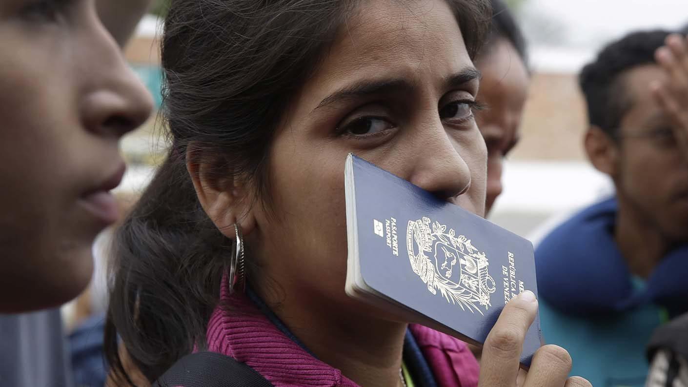 Más de 14 millones cobra el SAIME por un pasaporte nuevo