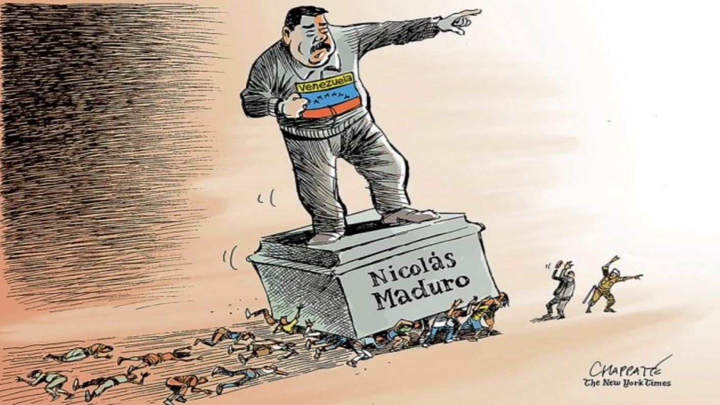 Maduro en el NYT