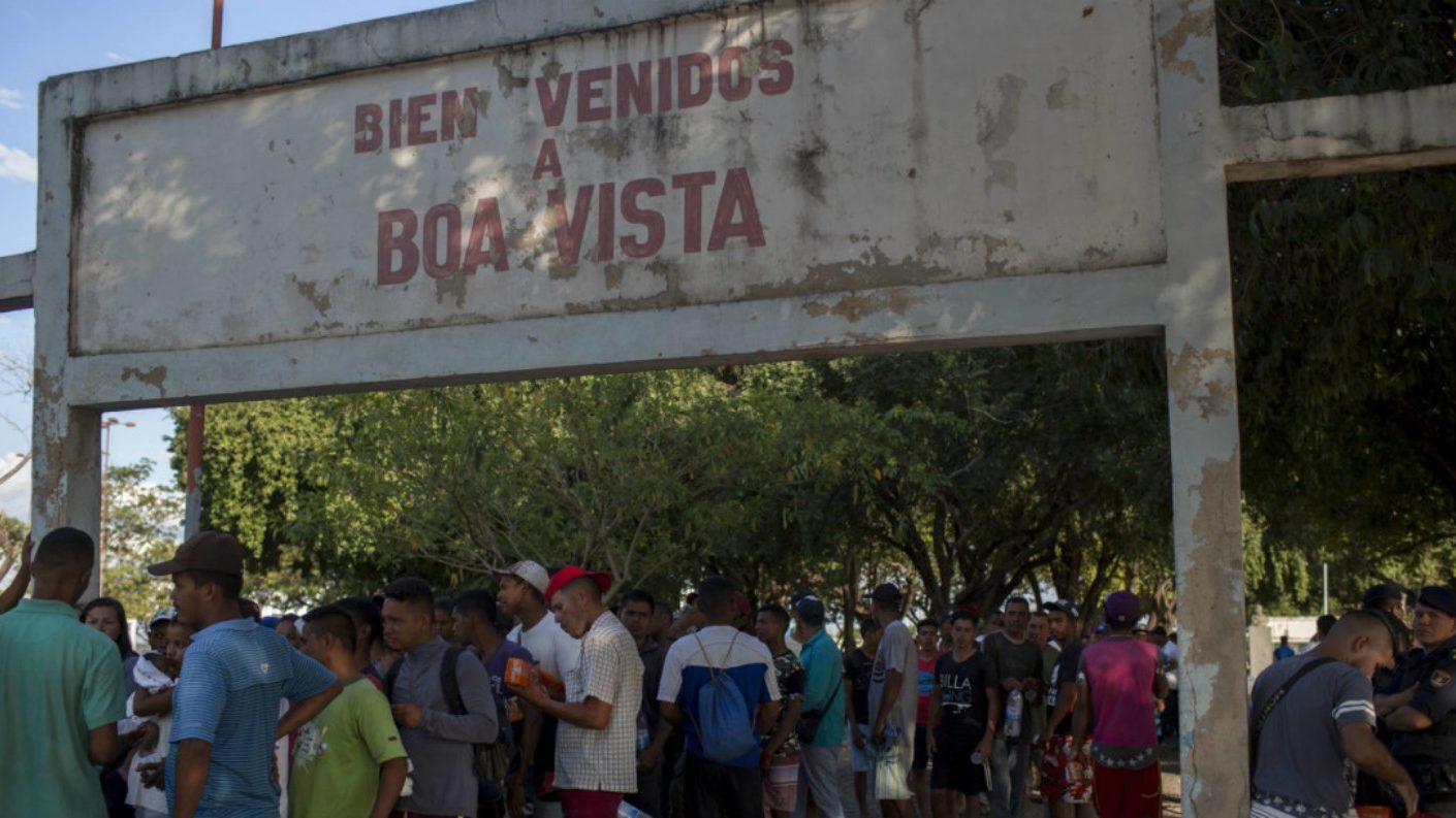 Linchamiento en frontera