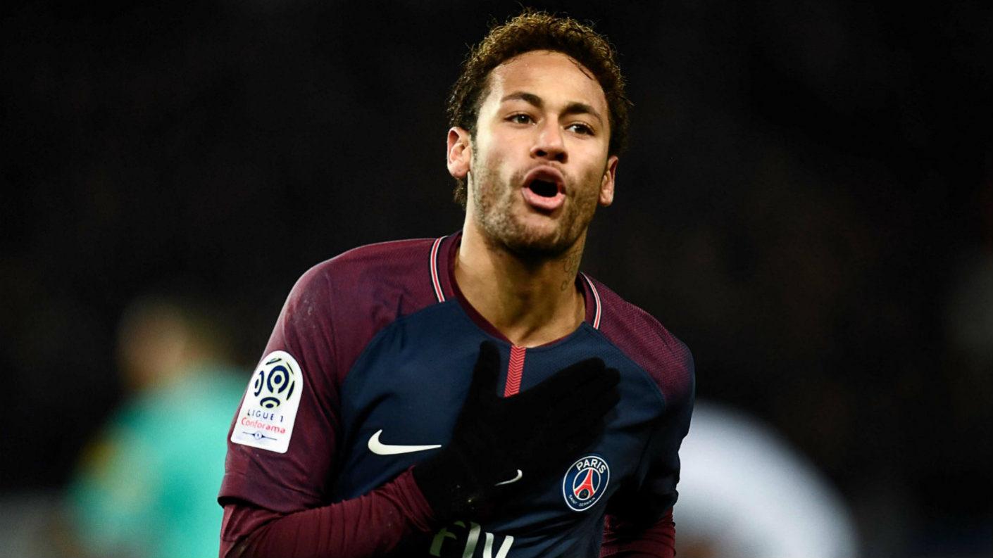 Neymar: «Quiero ser el mejor futbolista del mundo»