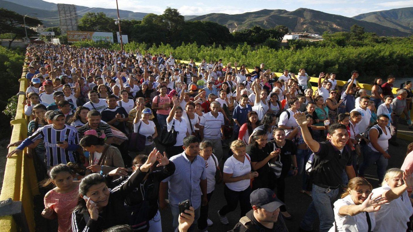 Alrededor de 200 mil personas cruzaron la frontera luego de fin de año