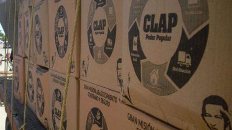 Gobierno garantiza distribución de alimentos a través de los CLAP