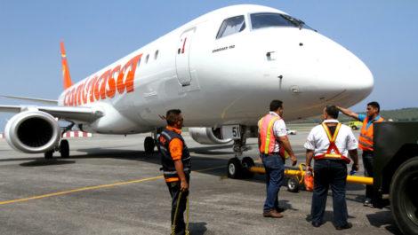 Activan vuelo Caracas-Toluca para repatriar a venezolanos varados en EEUU