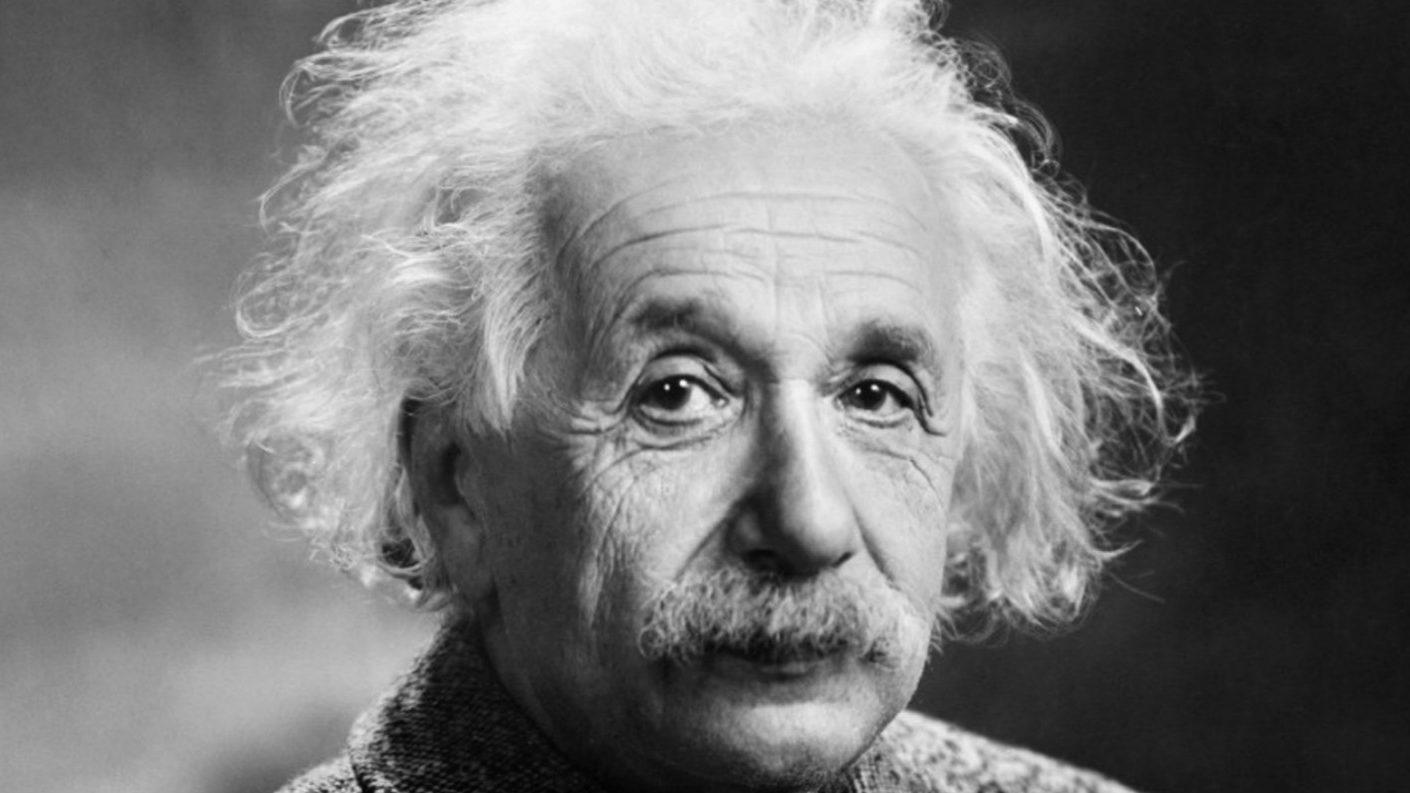 El cerebro de Einstein estuvo del «timbo al tambo»
