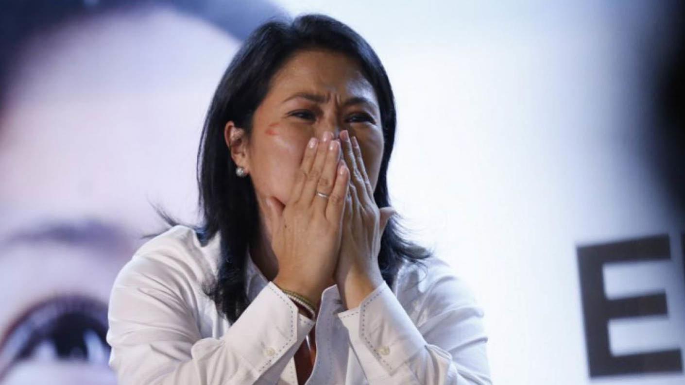 Keiko Fujimori agradeció nueva oportunidad luego de salir de prisión