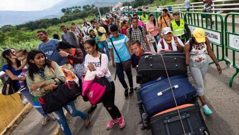UE auspicia Conferencia de Solidaridad con migrantes venezolanos