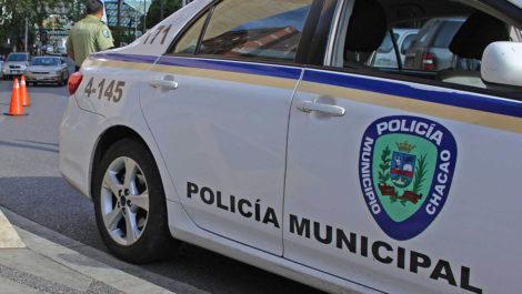 Detienen a Polichacao por estar vinculada a la banda de «El Coqui»