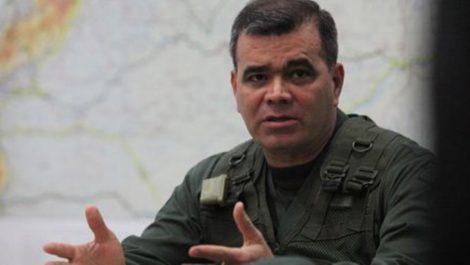 Vladimir Padrino López iraníes