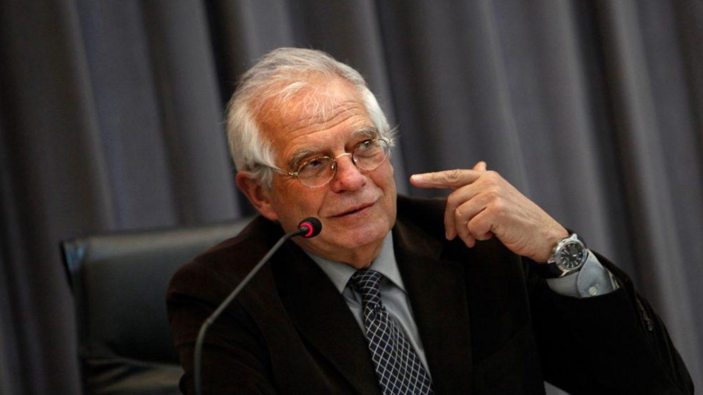 Juan Guaidó se reunirá en Bruselas con Josep Borrell este miércoles