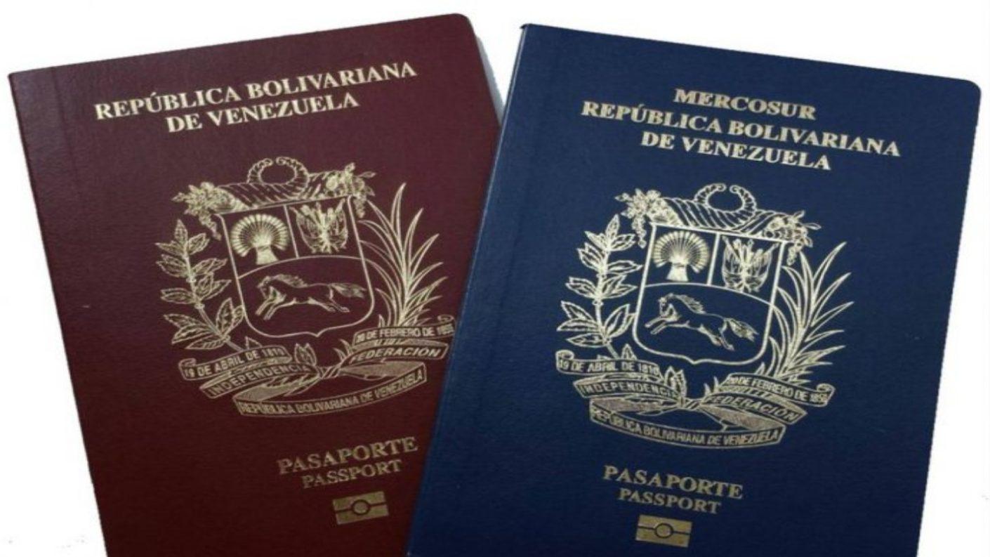 Estudian extender vigencia de pasaporte