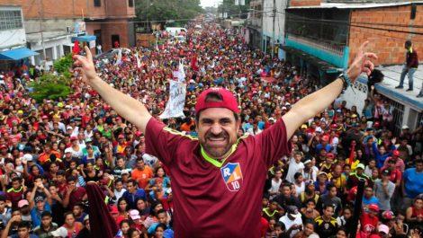 Díaz ponchó a Lacava: es un tremendo «mmg» y drogadicto