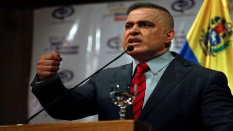 El Fiscal designado por la ANC , Tareck William Saab se pronuncia sobre caso Andrade