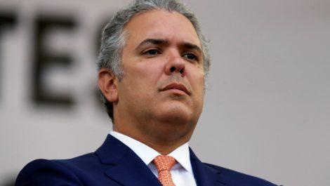 Iván Duque pide a países actuar contra políticas de tortura de Maduro