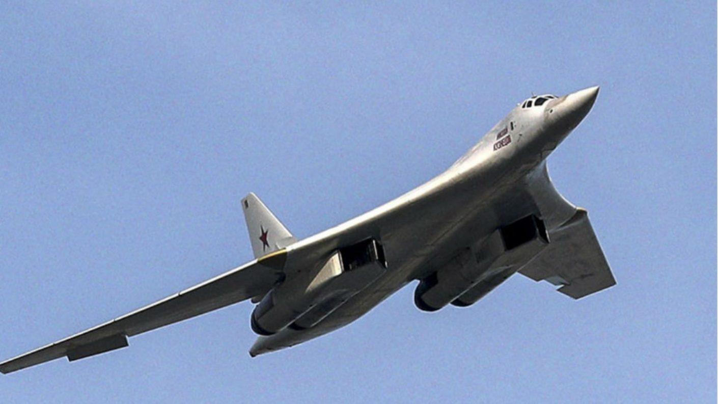 Llegaron dos bombarderos rusos