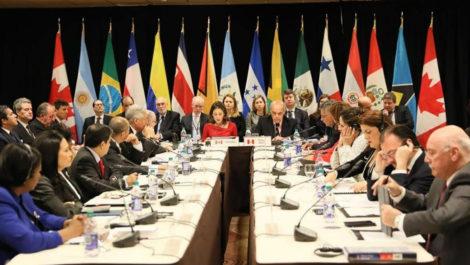 Grupo de Lima va a Canadá para debatir sobre Venezuela