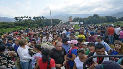 4 millones de venezolanos se han ido
