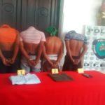Gobernador de yaracuy anuncia detención de 4 sujetos con pertenencias de los peloteros
