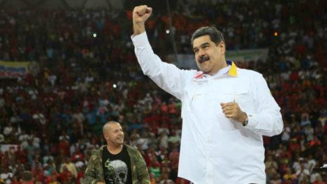 MADURO «DESCUBRE» QUE HAY CORRUPCIÓN