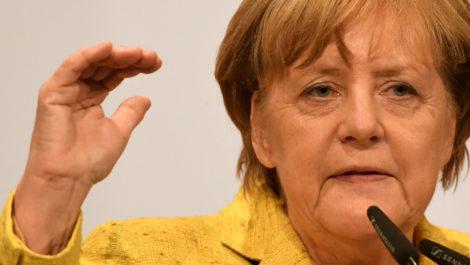 Alemania anunció el cierre de fronteras en la UE por 30 días
