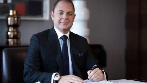Raúl Gorrín está al frente de la Vitalicia y de Globovisión