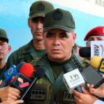 Vladimir Padrino acusa a la oposición por crímenes en Canaima