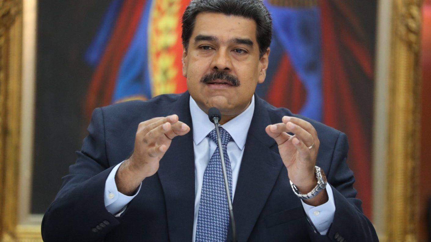 Maduro da ultimatum a grupo de Lima