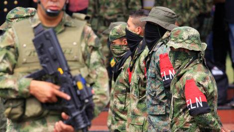 Colombia declara alerta militar por llamado a paro armado del ELN