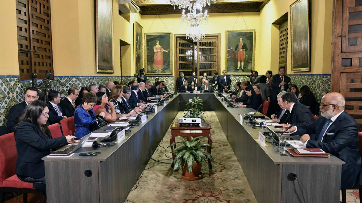 Grupo de Lima se reunirá el 23 de julio para abordar crisis venezolana