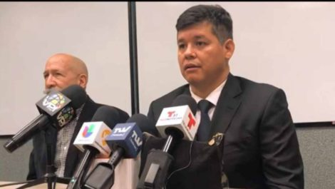 Magistrado Zerpa denuncia a Pte TSJ