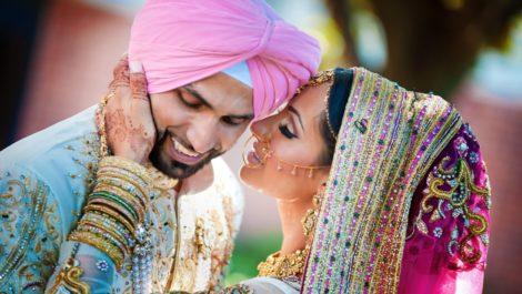 Mujer insiste en casarse a pesar de haber sido herida en la India