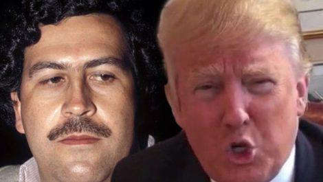 Hijo de Pablo Escobar reunió $10 millones para impeachment a Trump