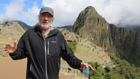 Robert de Niro visita Machu Picchu y lo declaran «huésped ilustre»
