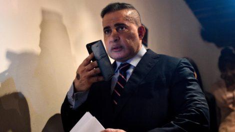 Tarek William Saab La Guaira