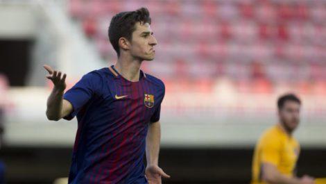 Criollo Alejandro Marqués se estrena con gol en la selección española
