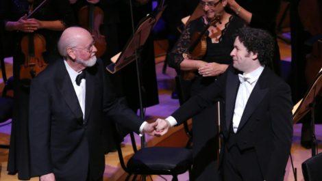 Gustavo Dudamel John Williams