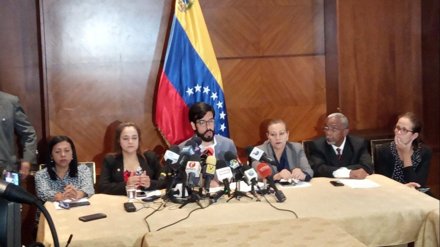 Pizarro pidió al Programa Mundial de Alimentos ayuda para Venezuela