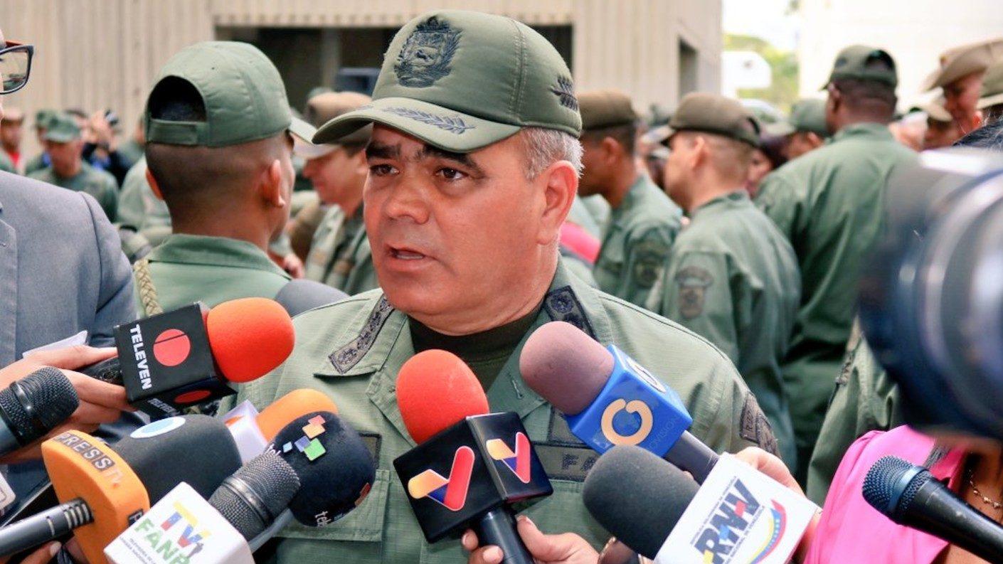 Padrino López dice que ayuda humanitaria es «todo un show político»
