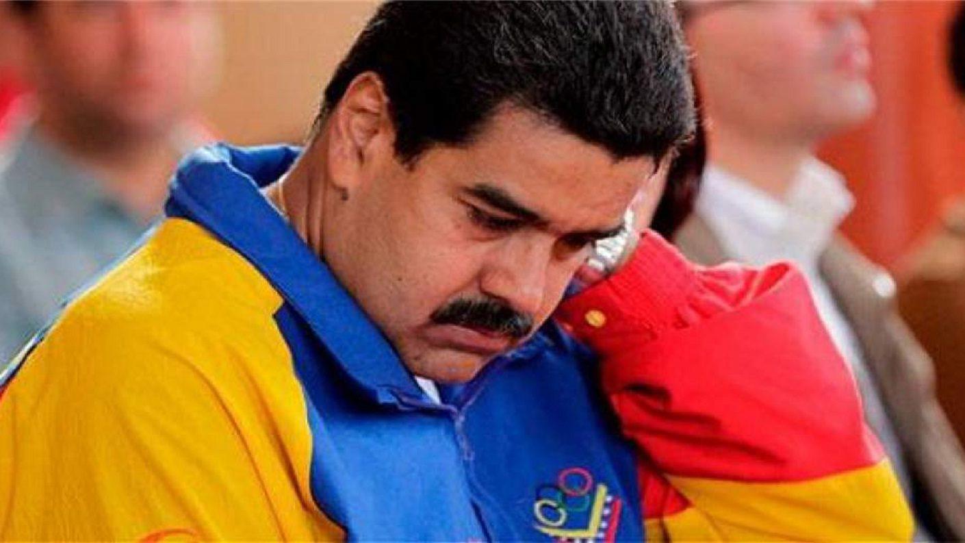 El 41% de los venezolanos reconocen a Maduro como presidente