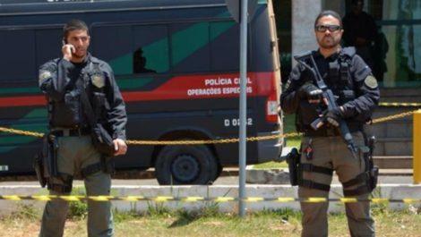 Escuela Brasil tiroteo