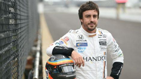 Fernando Alonso usará sensores neurológicos en 500 millas de Indianápolis