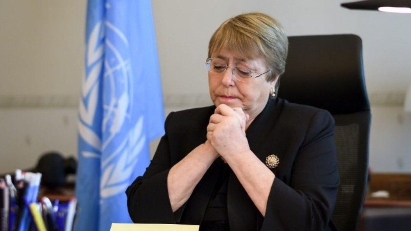 Bachelet denunció en la ONU arbitrariedades del gobierno madurista