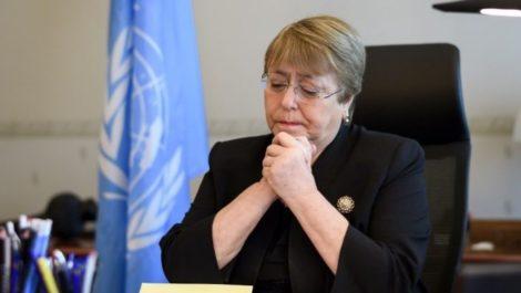 Bachelet denuncia que en Venezuela «hay falta de transparencia» en manejo de crisis por covid-19
